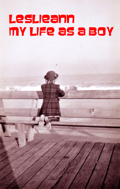 This cover was shot by my Mom, Eve, when we were in Atlantic City. The dress and coat were new.